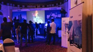 CONVERGE 2018, Sri Lanka - Tyco with Johnson Controls, India