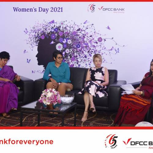 Colombo Conferences executes Virtual Event for the DFCC Bank's Women's Day 2021
